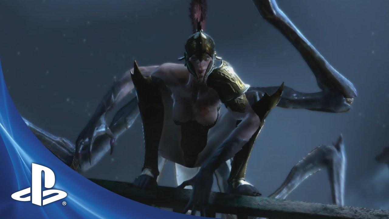 Monstros de God of War: Ascension – Megera
