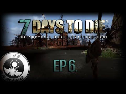 [CZ-LP] 7 Days to Die #6 - Boj o přežití