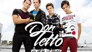 No  Digas Lo Siento- Don Tetto