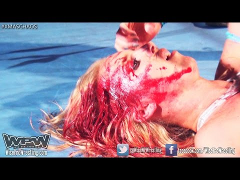 WPW Presents: XMAS CHAOS - Chelsea Green vs. Nicole Matthews - FALLS COUNT ANYWHERE!