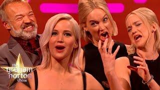 THE HUNGER GRAHAMS | Jennifer Lawrence's Best Moments on The Graham Norton Show