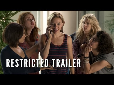 New Red Band Trailer for Rough Night