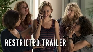 ROUGH NIGHT - Official Restricted Trailer #2 (HD)