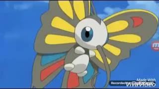 Beautifly  - (Pokémon) - Pokemon beautifly dragonfly