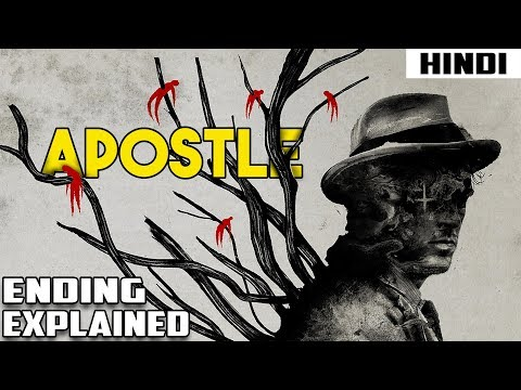 Apostle (2018) Explained in 12  Minutes   Haunting Tube in Hindi