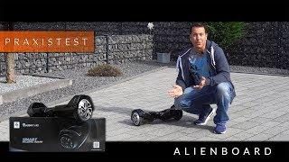 Alienboard Batwings - Das Hoverboard im Praxistest