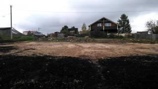 Земли для многодетных семей в д. Сабры (вид №2 от дома 27А)