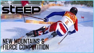 Video gameplay DLC Road to the Olympics