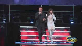 Catching up with Donny & Marie Osmond