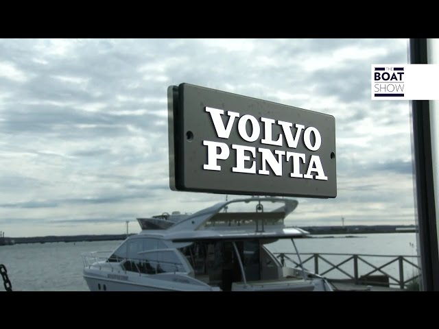 [ENG] VOLVO PENTA D8 - IPS800 System Review - The Boat Show