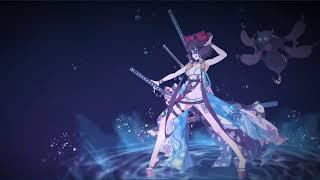 Artoria Pendragon  - (Fate/Grand Order) - Fate Grand Order - Summer 2019 Event: Hokusai (Saber) vs Artoria Pendragon (Ruler)