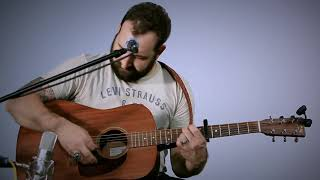 "White Wall Sessions Burlap Wolf King ""August Rain"""