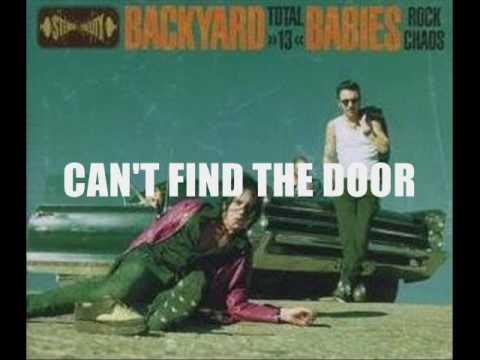 Música Can´t find the door