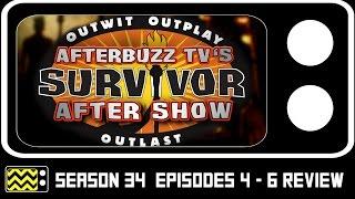 Survivor Season 34 Episodes 4 - 6 Review & After Show   AfterBuzz TV