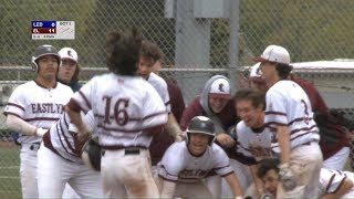 Baseball Highlights: East Lyme 11, Ledyard 0