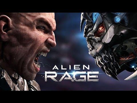 Прохождение игры - Alien Rage - Unlimited - Часть 1