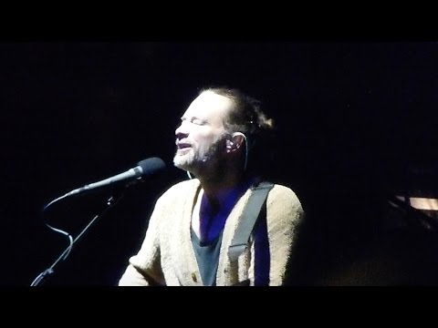 "GIVE UP THE GHOST w/ ""Aww Shit"" loop sample - Radiohead Live @ The Greek Theater Berkeley, 4/18/2017"