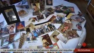 Téléjournal RDI 2016 11 25 Surdoses aux opioïdes : Une crise nationale
