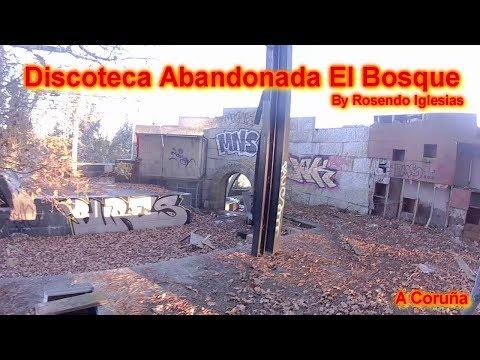 Discoteca Abandonada El Bosque (Urbex) Rosendo Iglesias
