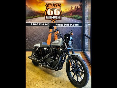 2020 Harley-Davidson® Iron 1200™ XL1200NS