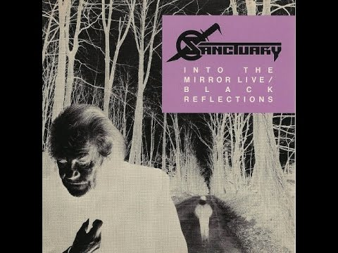 SANCTUARY - Into The Mirror Live/Black Reflections[Rare EP+Live Tracks]