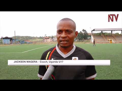Uganda steps up preparations for Africa U17 championships