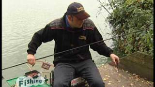 preview picture of video 'Will Raison: Waggler Fishing Tips at Gold'