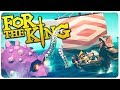 Beautiful n' Deadly Tabletop Roguelite!   For The King Gameplay (Full Release)