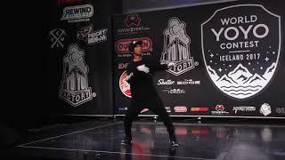 Yamato Murata - 1A Final - 4th Place - World Yoyo Contest 2017