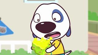 Talking Tom Heroes - Stop the Slime!  (Episode 10)