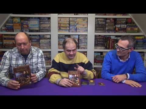 SpinLi presents: Treasure lair speluitleg en Interview met Arno Maesen