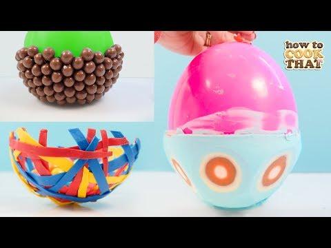 How to make INCREDIBLE chocolate balloon bowls