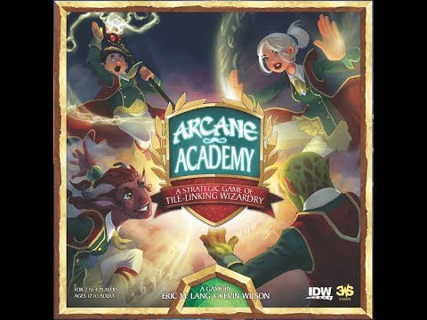The Purge: # 1943 Arcane Academy: Imagine a Harry Potter game based on the OWL test they take, but without the Harry Potter IP