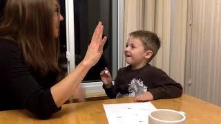 Marshmallow Toss - Speech Articulation Game