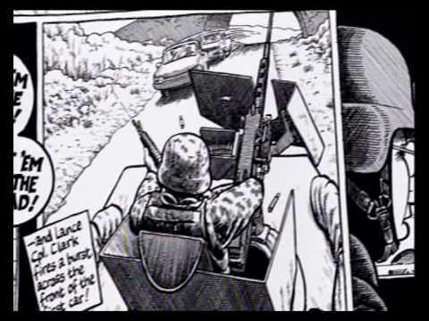Comic books go to war / I fumetti vanno alla guerra - Trailer