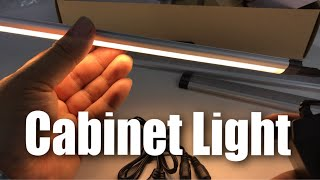 Albrillo Under Cabinet Dimmable Warm White LED Lights Review