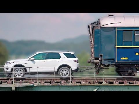 Land Rover  Discovery Discovery Sport Внедорожник класса J - рекламное видео 1