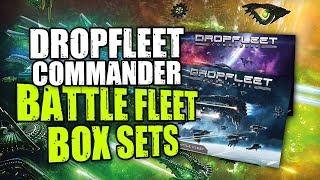 Hawk Wargames: Dropfleet Commander Battle Boxes Announced
