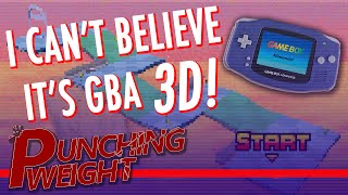 I Can't Believe It's GameBoy Advance 3D! | Punching Weight [SSFF]