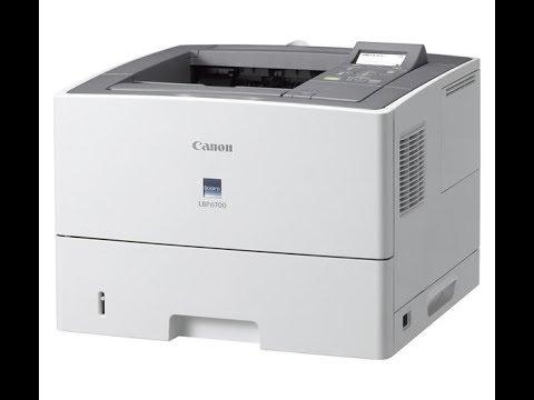 Canon LBP6700