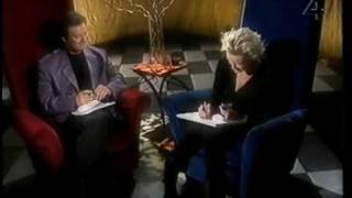 Eva Dahlgren - En blekt blondins resor - 15 Intervju (Porträtt)