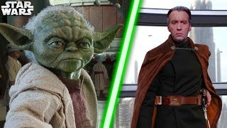 Why Yoda Broke The Rules To Train Dooku [CANON]   Star Wars Explained