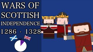 Ten Minute - The First War of Scottish Independence