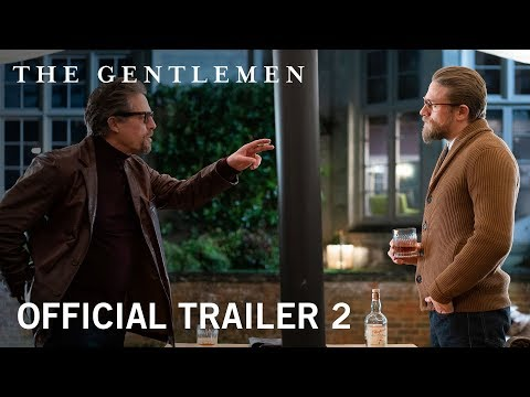 The Gentlemen Movie Trailer