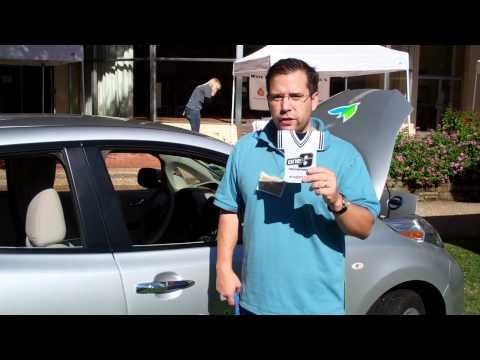 EcoCoolie 2.0 Foam & Nissan Leaf Seats