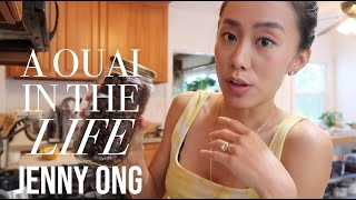 How To Live An Eco-Conscious Lifestyle With Jenny Ong | OUAI in the Life | OUAI