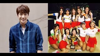 IOI couldn't use the group name 101 because of actor Kwak Si Yang
