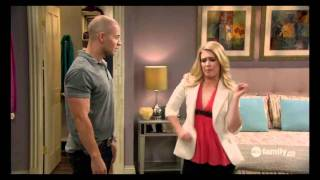Melissa and Joey - I guess you're stuck with me