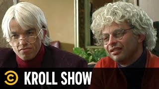 Let's See What's on TV Tonight - Kroll Show