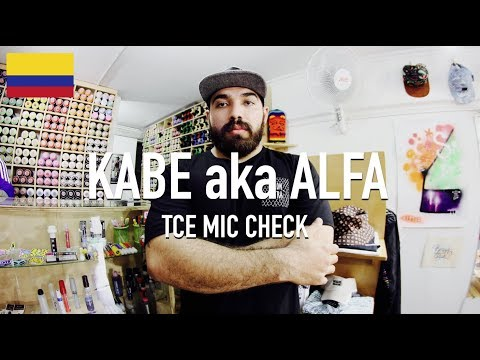 Kabe aka Alfa - Untitled  [ TCE Mic Check ]